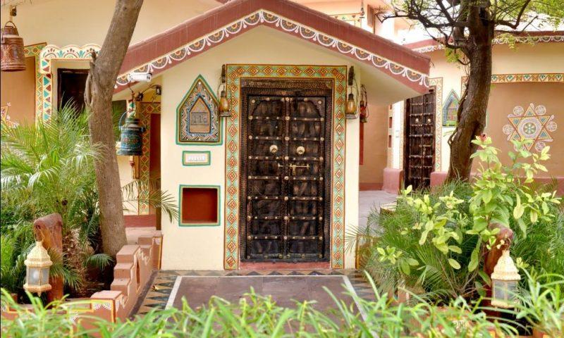 Chokhi Dhani Resort Jaipur - India