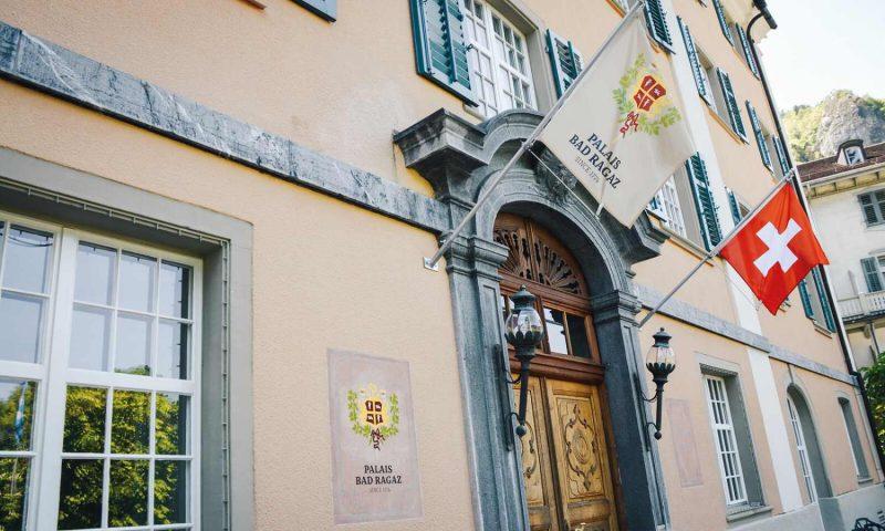 Palais Bad Ragaz, St Gallen - Switzerland