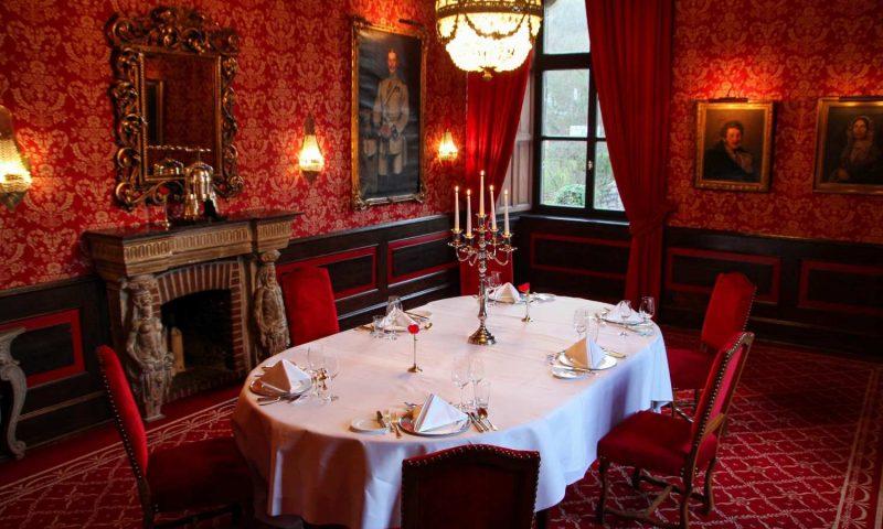 Schlosshotel Hugenpoet Essen - Germany