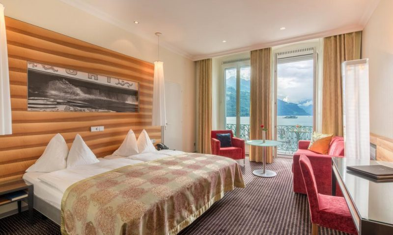 Seehotel Waldstätterhof Brunnen - Switzerland
