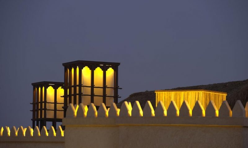 Arabian Nights Village Abu Dhabi - United Arab Emirates