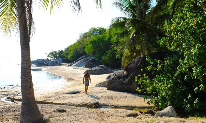 Somewhere Only We Know Kho Phangan - Thailand