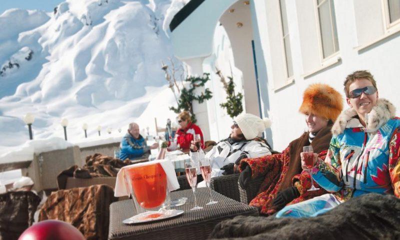 Alpenhotel St.Christoph St Anton Am Arlberg, Tyrol - Austria
