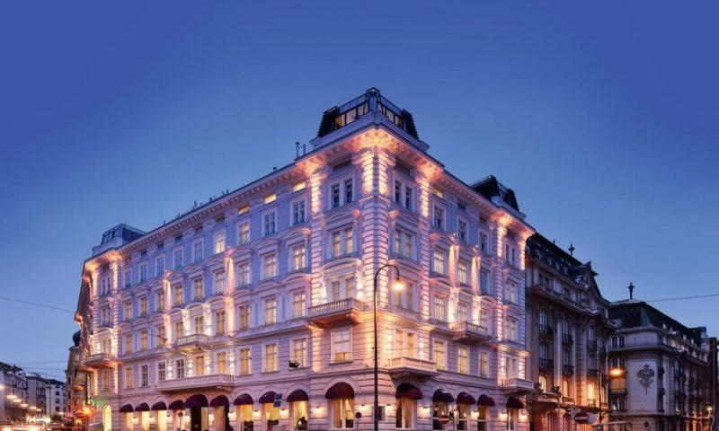 Hotel Sans Souci Wien - Austria