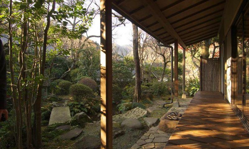 Ryokan Gyokutei Kanagawa - Japan