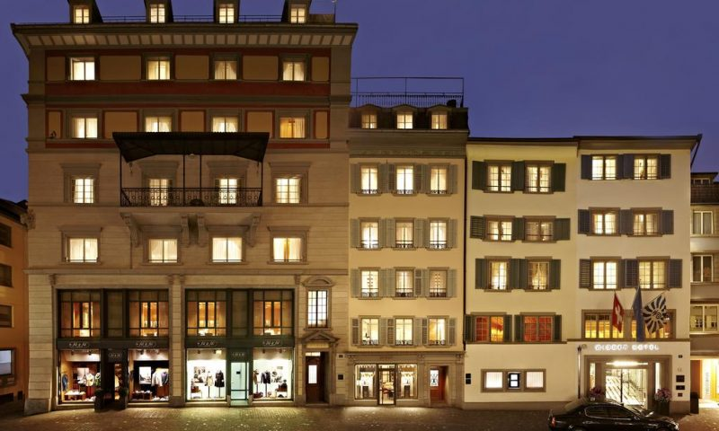 Widder Hotel Zurich - Switzerland