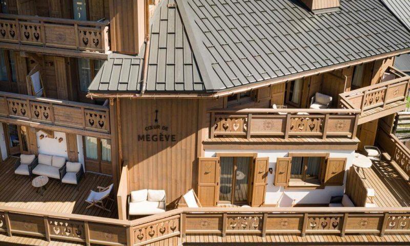 Hotel Coeur de Megève, Rhone Alpes - France
