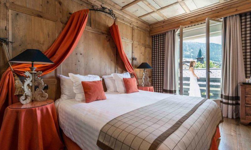 Hotel Mont Blanc Megeve, Rhone Alpes - France