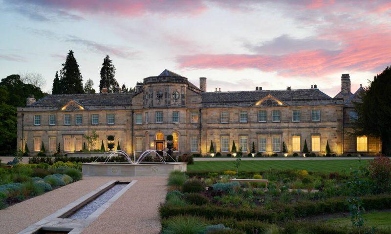 Grantley Hall Ripon, Yorkshire - England