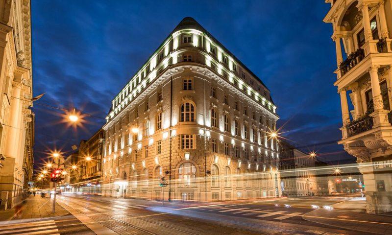 Amadria Park Hotel Capital Zagreb - Croatia