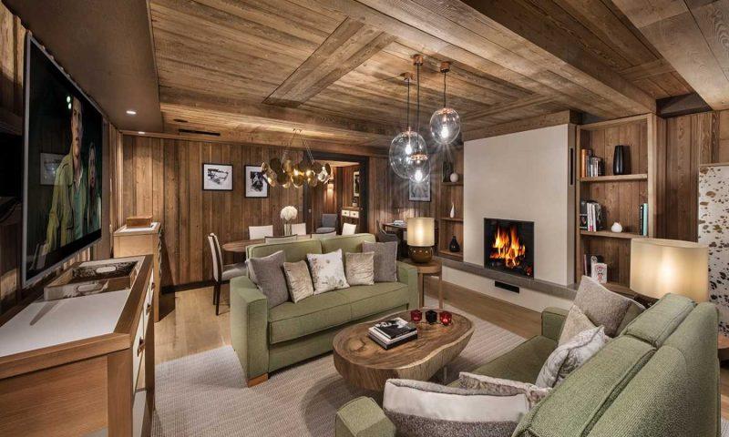 Hôtel Barrière Les Neiges Courchevel, Rhone Alpes - France