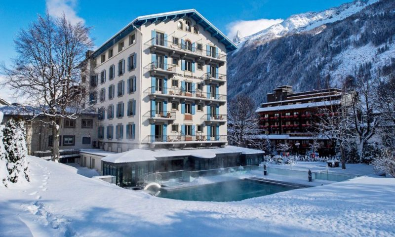 Hotel Mont-Blanc Chamonix, Rhone Alpes - France