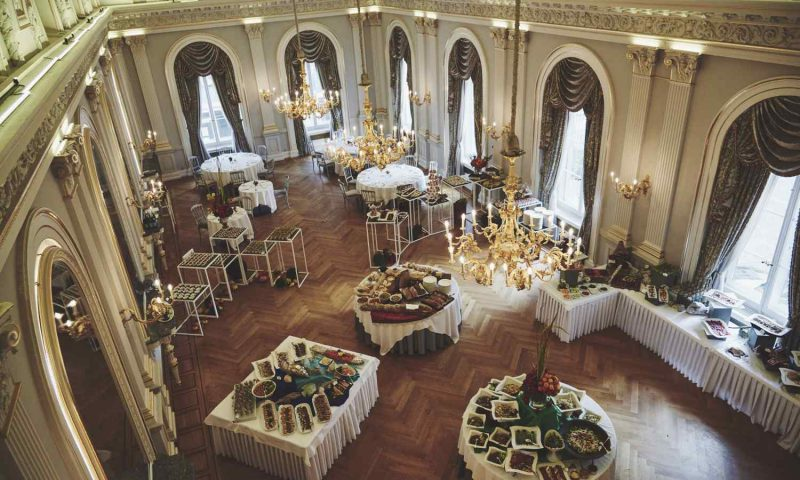 Grand Hotel Du Lac Vevey, Vaud - Switzerland