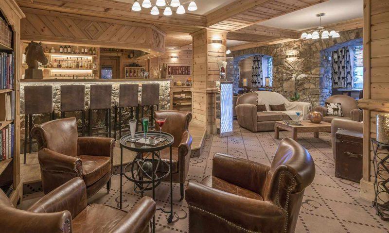 Hotel La Chaudanne Meribel, Rhone Alpes - France