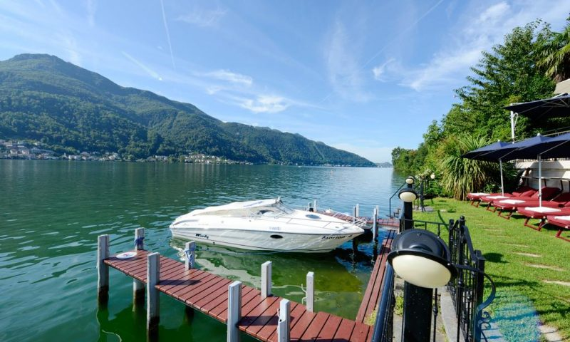Swiss Diamond Hotel Lugano, Ticino - Switzerland