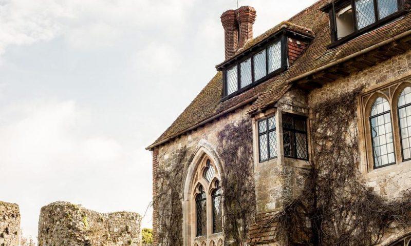 Amberley Castle, West Essex - England