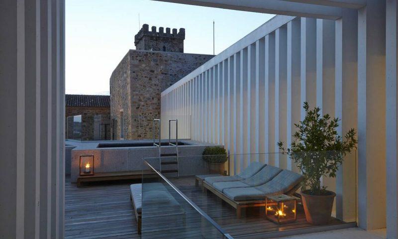 Atrio Restaurante Hotel Caceres, Extremadura - Spain
