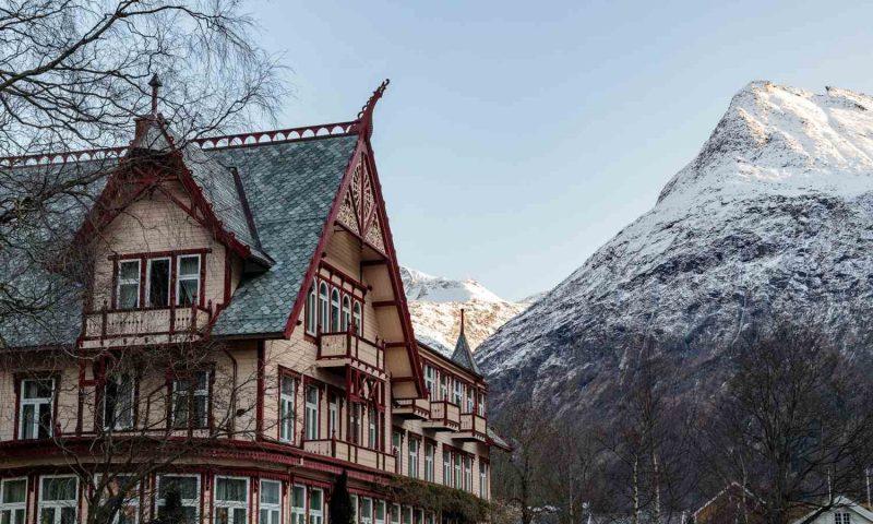 Hotel Union Øye - Norway