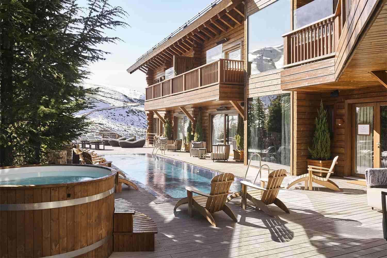 El Lodge Ski & Spa Sierra Nevada, Andalusia - Spain