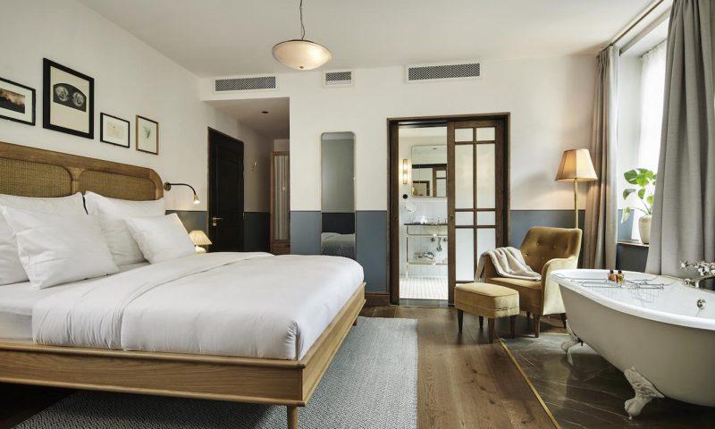 Hotel Sanders Copenhagen - Denmark