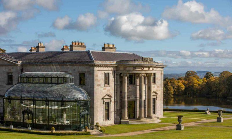 Ballyfin Demesne - Ireland