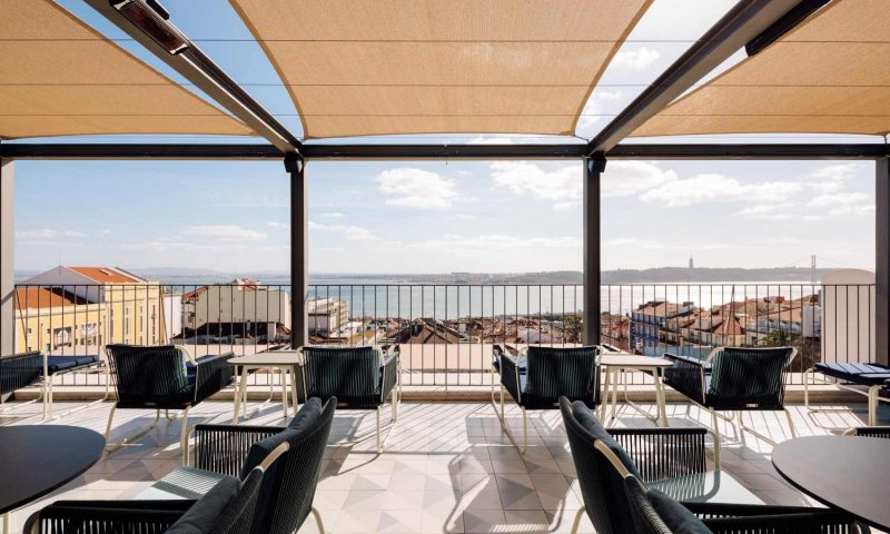 Bairro Alto Hotel Lisbon - Portugal