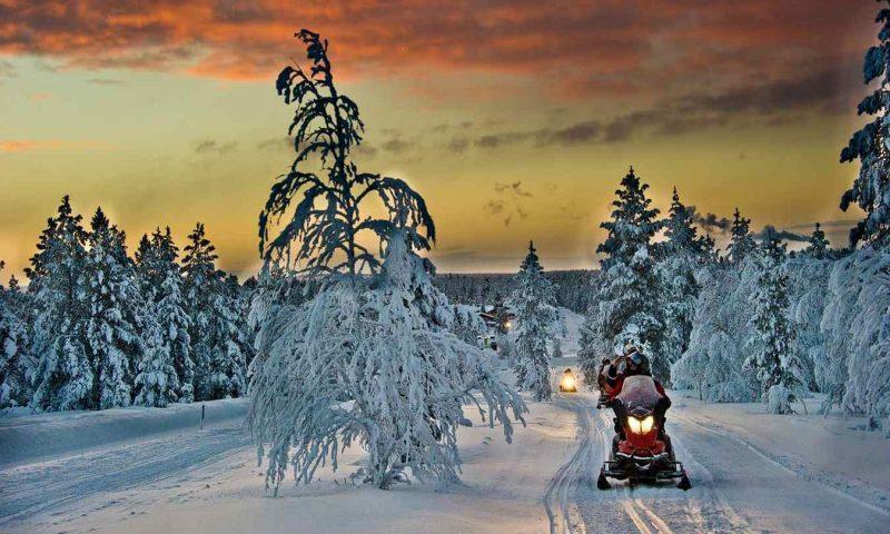 Kakslauttanen Arctic Resort - Finland