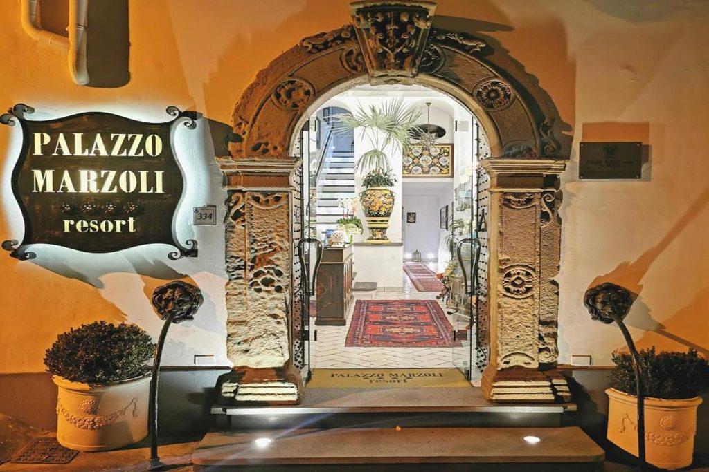 Palazzo Marzoli Positano, Campania - Italy