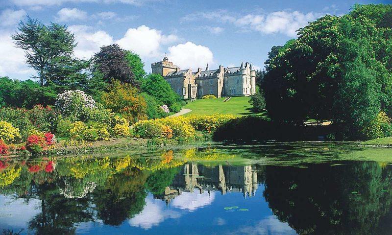 Glenapp Castle Ballantrae - Scotland