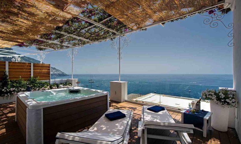 Hotel Montemare Positano, Campania - Italy