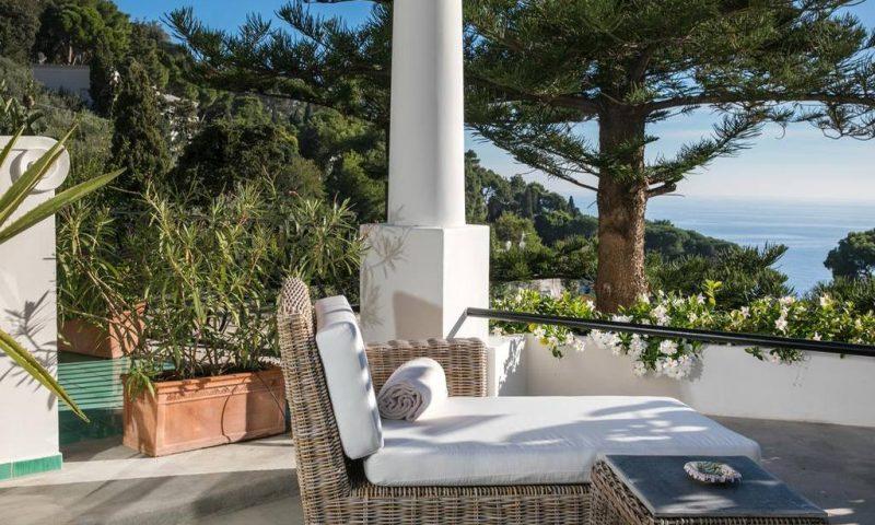 Hotel La Minerva Capri, Campania - Italy