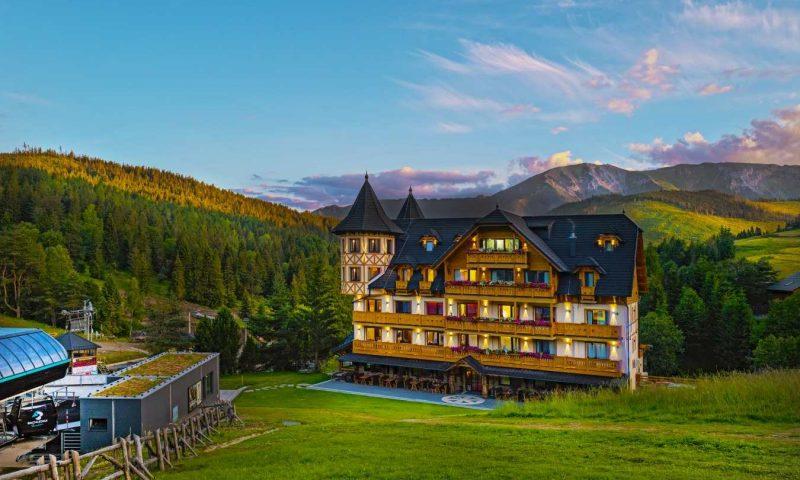 Grand Hotel Bachledka Strachan - Slovakia