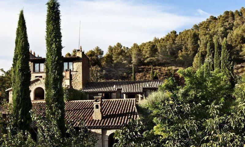 La Torre del Visco Fuentespalda, Aragon - Spain