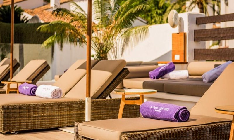 Nobu Hotel Marbella, Andalusia - Spain