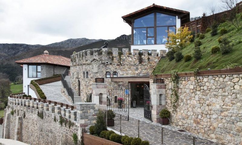 Puebloastur Eco Resort Wellness, Asturias - Spain